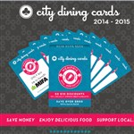 City Dining Cards