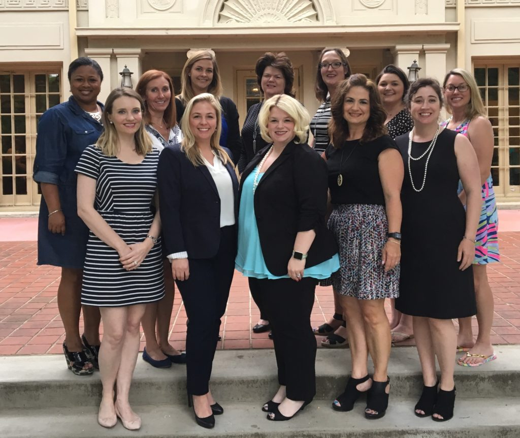 Senior Management Council 2017-2018