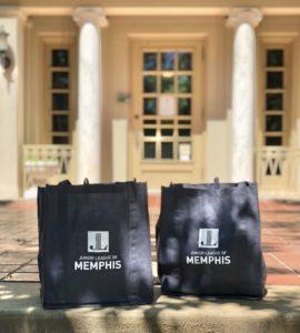 Reusable Black Market Tote Bag
