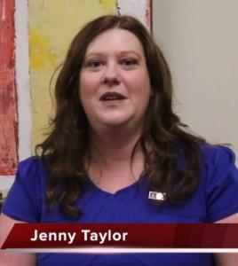 Meet Jenny Taylor