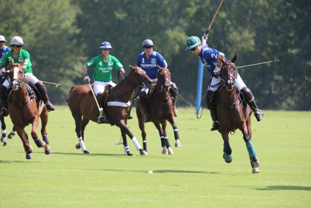 Junior League of Memphis Polo Event